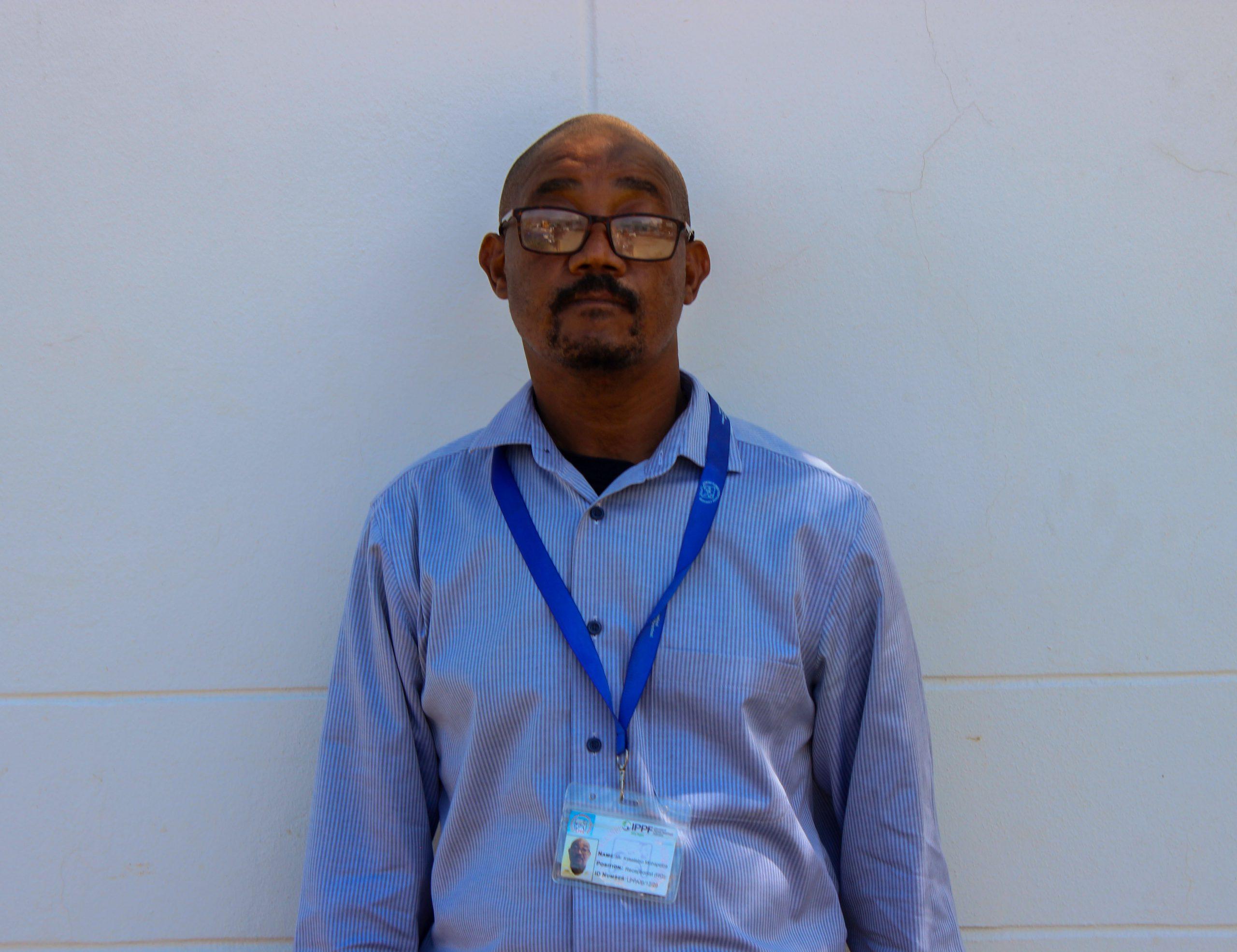 Kekeletso Mohapeloa :                           Receptionist