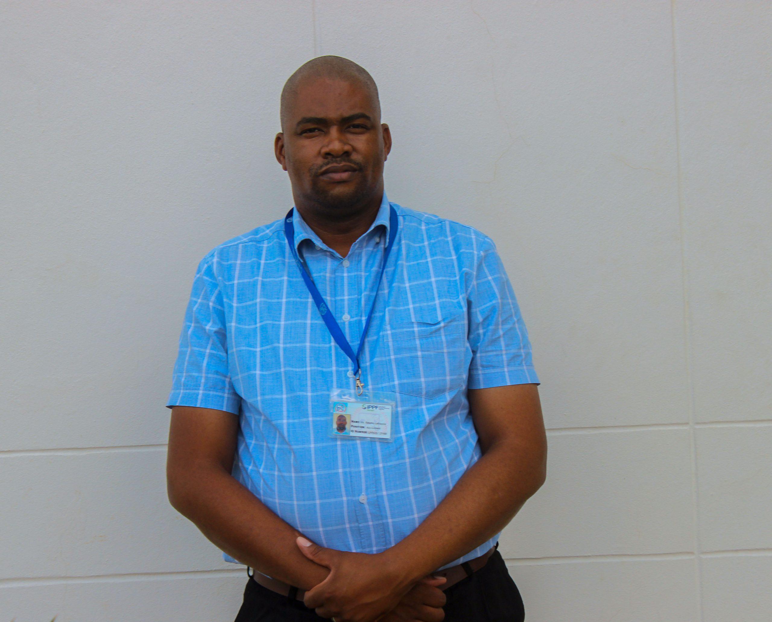 Teboho Lehlasoa :                           Accountant