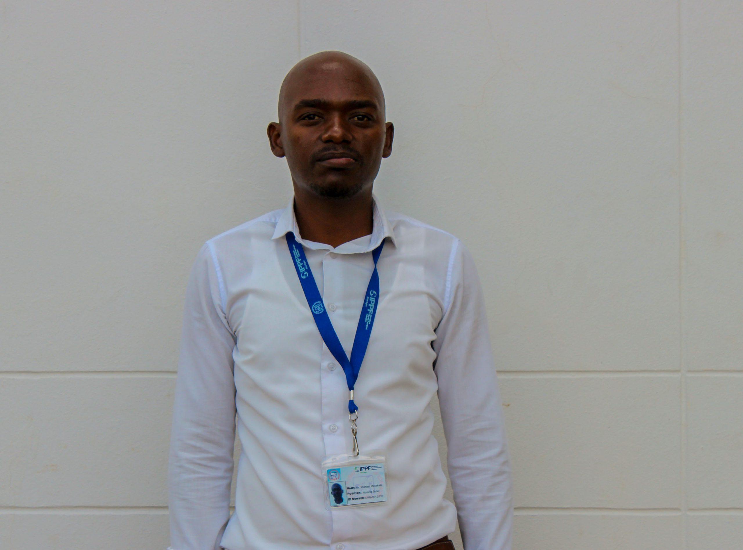 Paramente Masakale :                           Nursing Sister - Male clinic