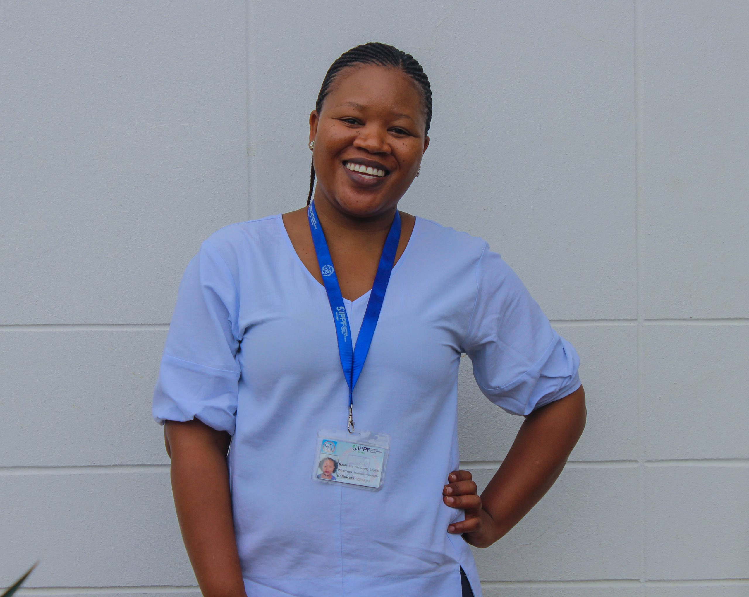 Ntseiseng Lepetla :                           Professional Counselor