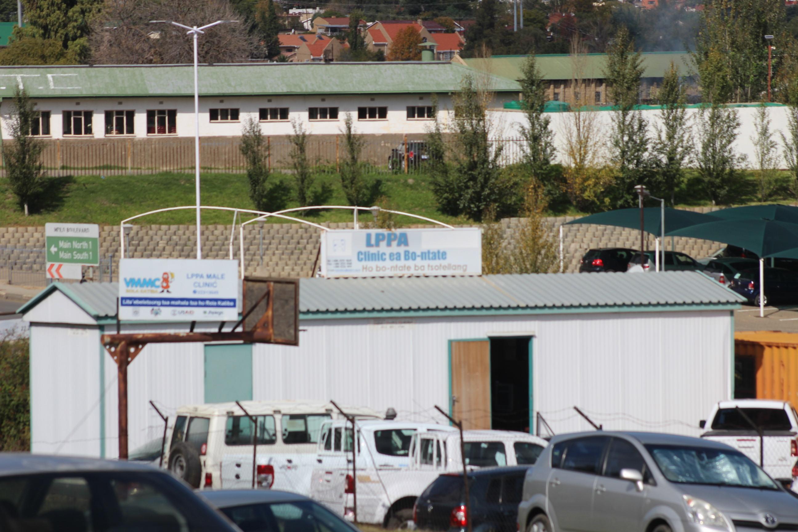 LPPA Male Clinic