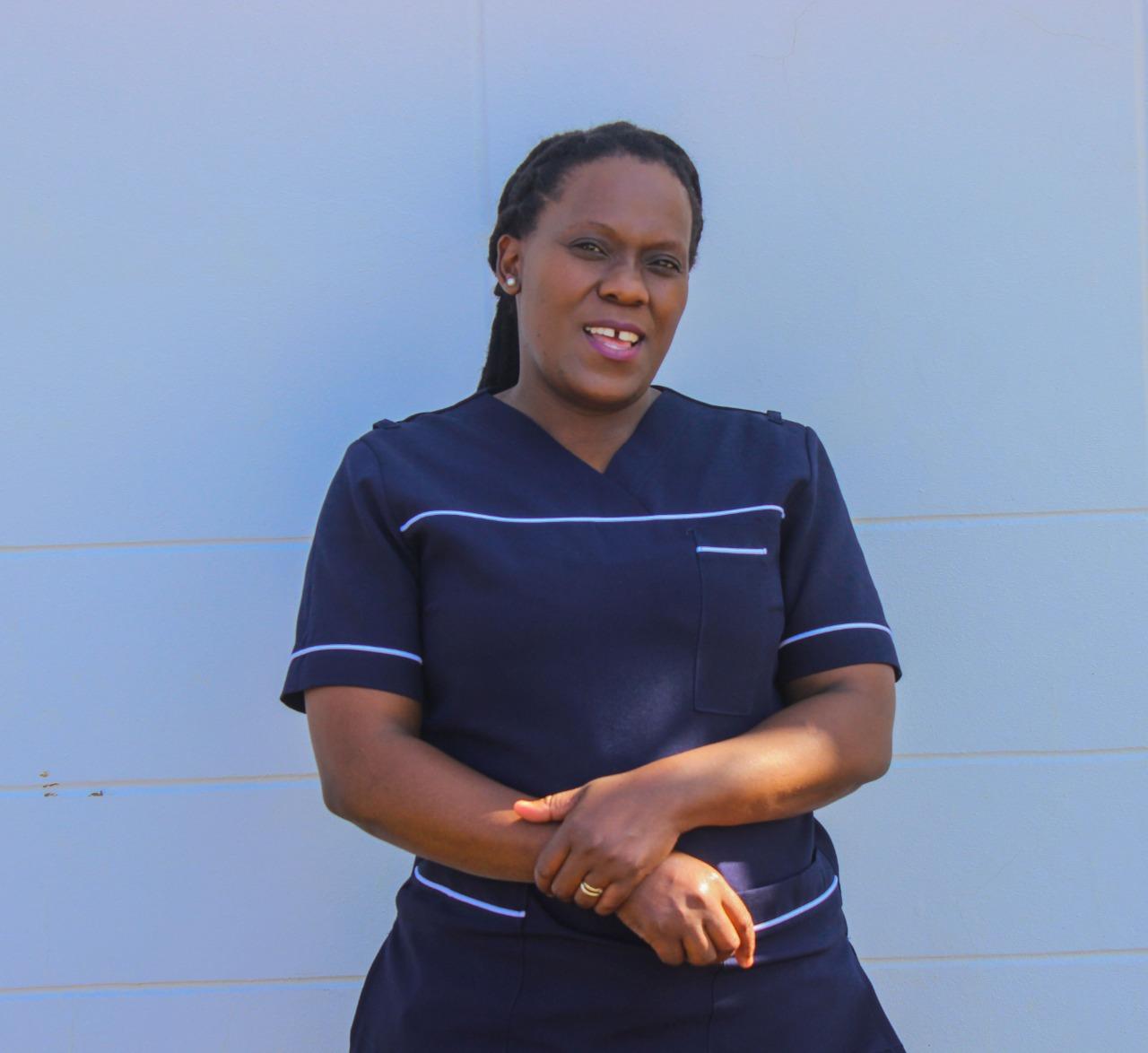 'Mathabelang Thulo :                           Nursing Sister - Maseru clinic