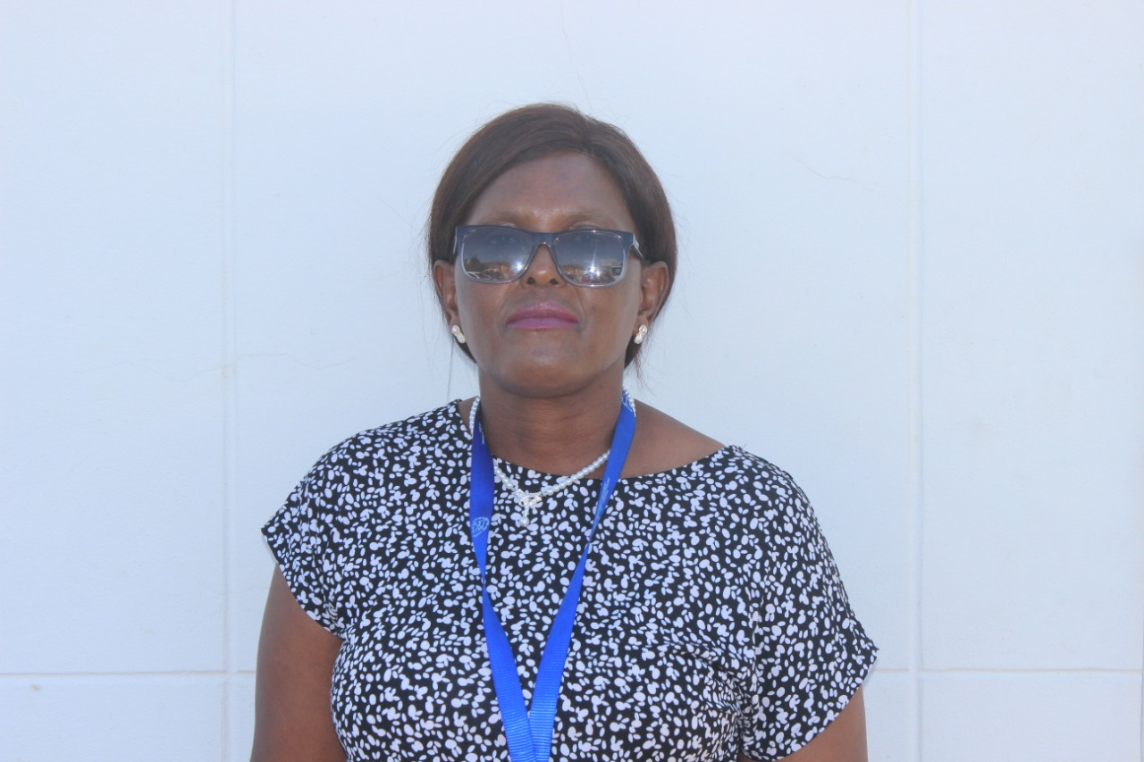 Thakane Booi :                           HTS Counselor - Maseru clinic