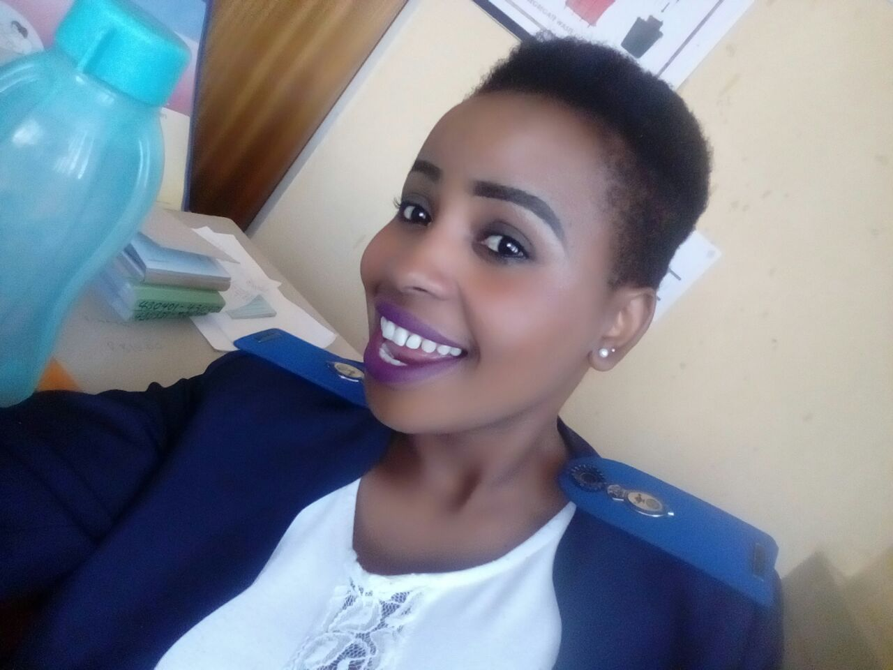 Lerato Lebeko :                           Nursing Sister