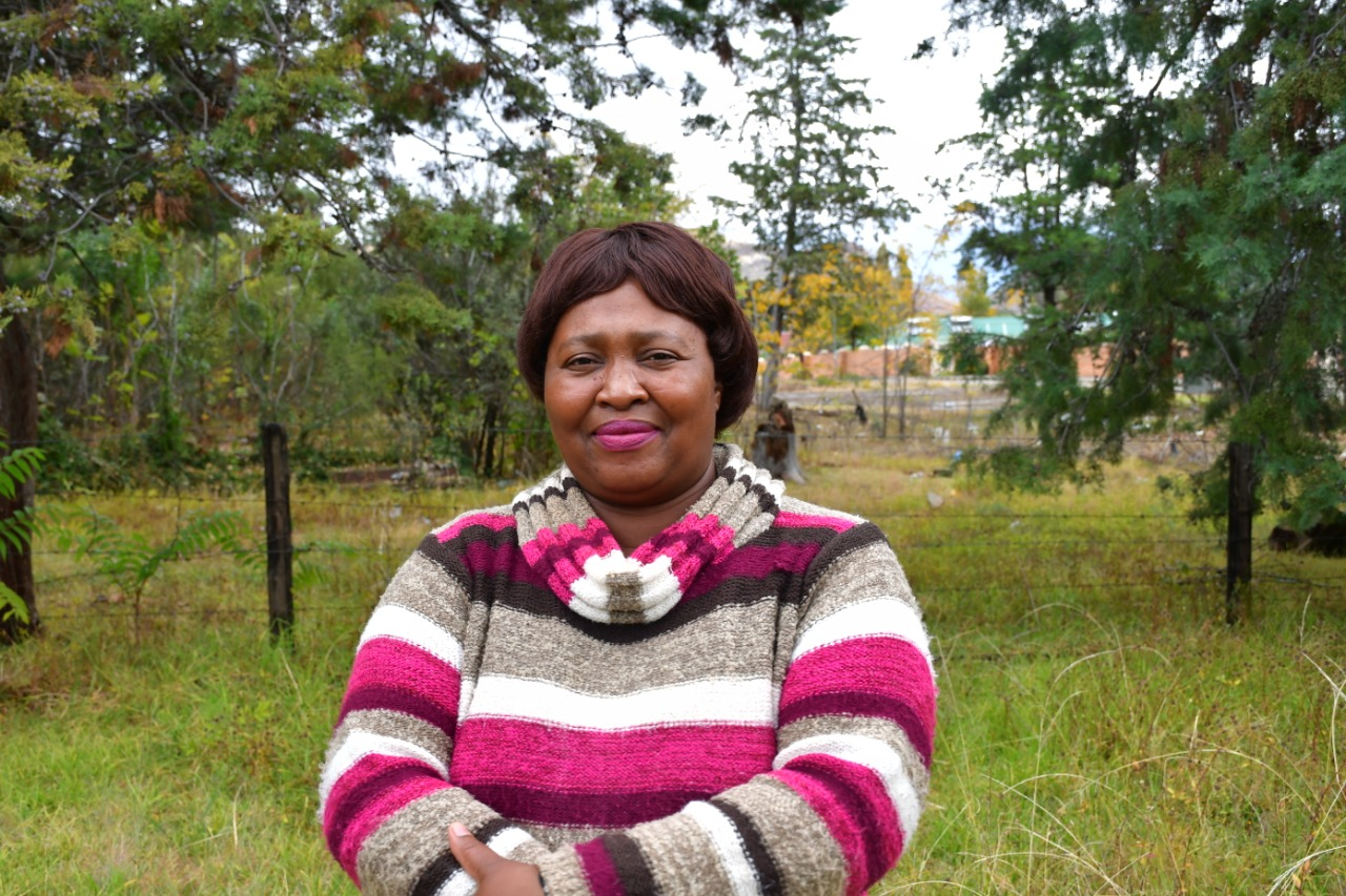 Matsebang Lekoba :                           Nursing Assistant  -  Mohale's Hoek Clinic