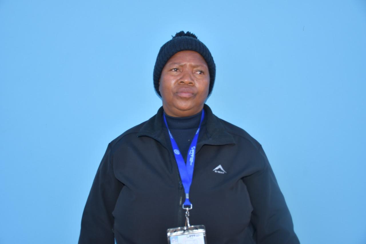 Nonkululeko Mzimkulu :                           Clinic Assistant - Butha Buthe clinic