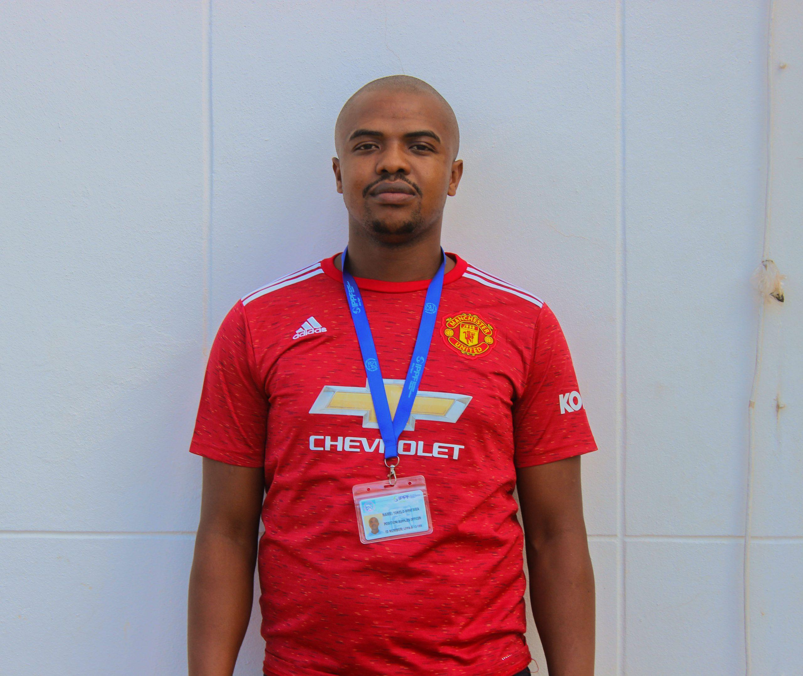 Tokelo Mpatsiea :                           Supplies Officer