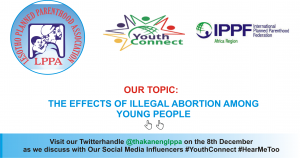 THE EFFECTS OF ILLEGAL ABORTION AMONG  YOUNG PEOPLE