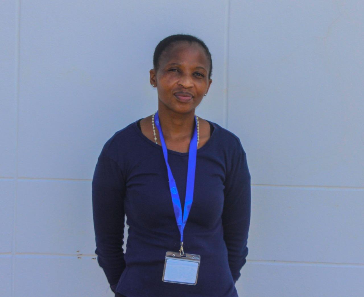 'Makopano Masikane :                           Nursing Sister - Maseru clinic