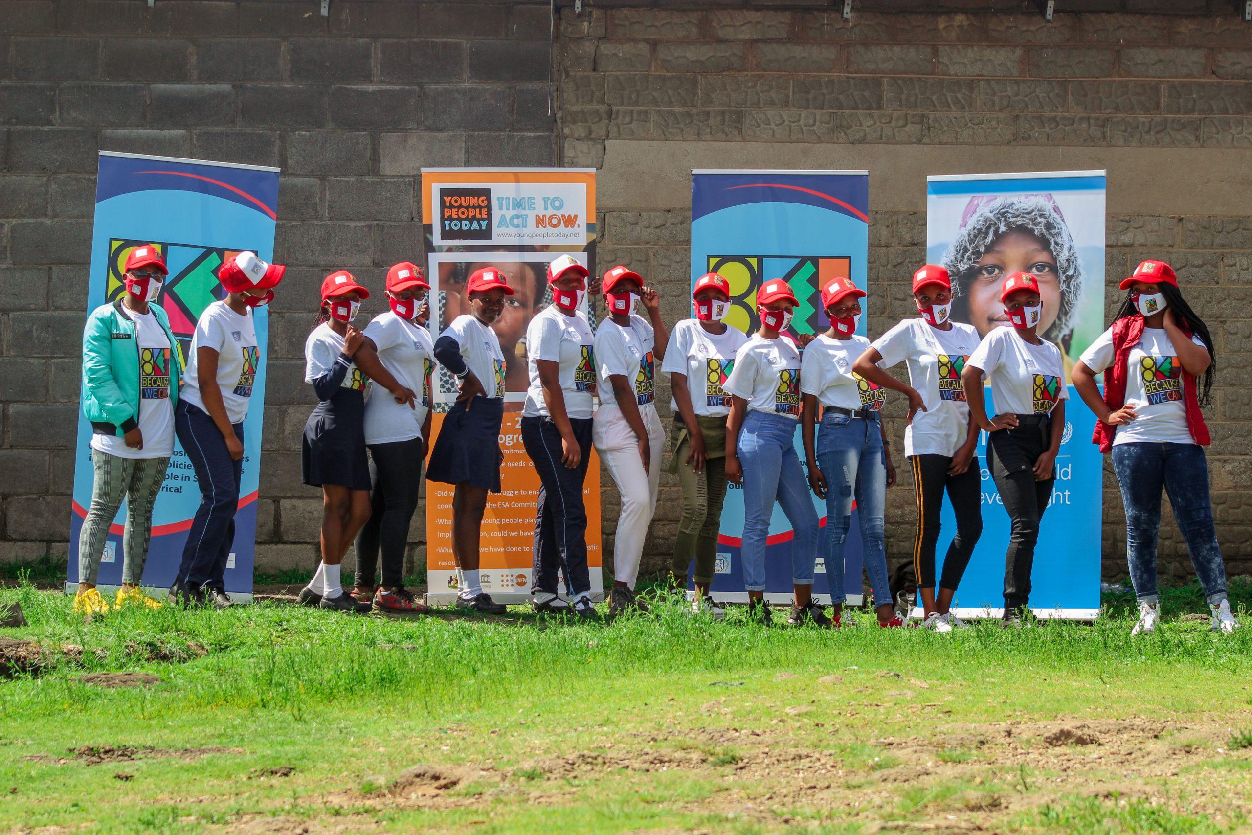 Community Dialogue in Thaba-Tseka